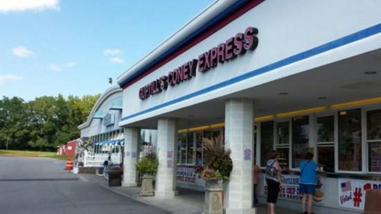 Guptill's Coney Express Ice Cream: Guptill's Coney Express