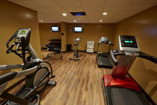 Royal Hotel : Fitness Centre