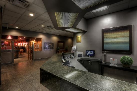 Royal Hotel : Lobby