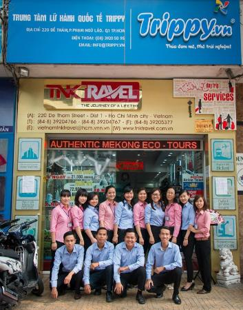 TNK Travel - Day Tours