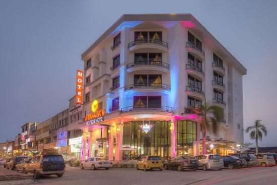 阿里納蠟染精品飯店