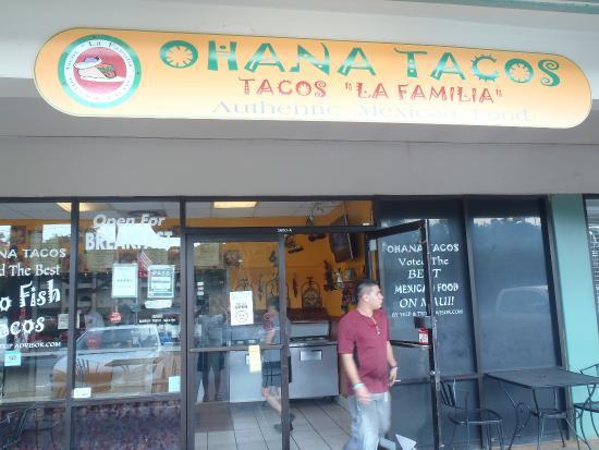 Ohana Tacos: Ohana