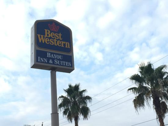BEST WESTERN Bayou Inn & Suites: Paradise...if your dreaming