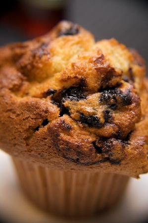 Abbeville, LA: Blueberry muffins