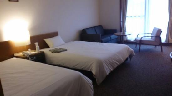 Montana Resort: お部屋
