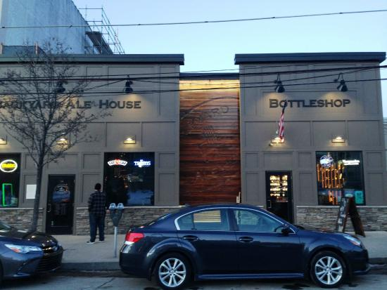 Exterior of Ale House and Bottle Shop - Picture of ...