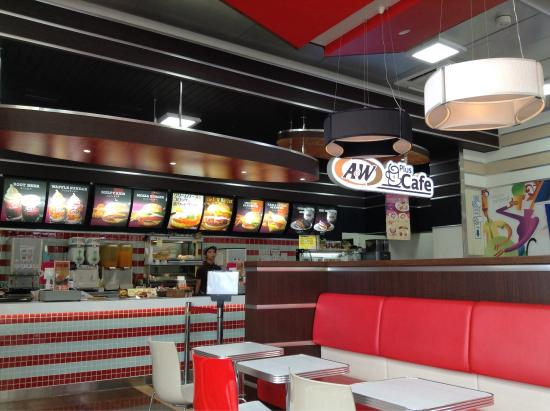 a&w outlet