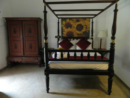 The Reed Boutique Hotel: Bedroom