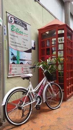 Exposición foro mundial de la bicicleta