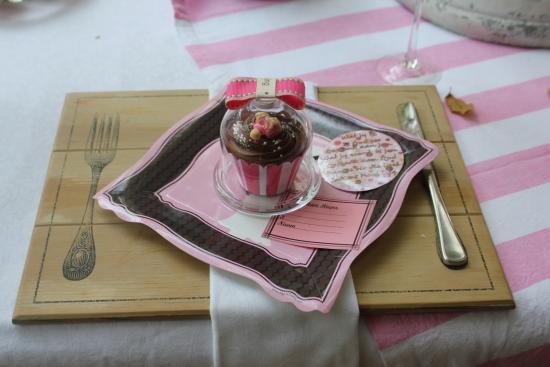 Godiva Spa & Guesthouse: Personalised Cake