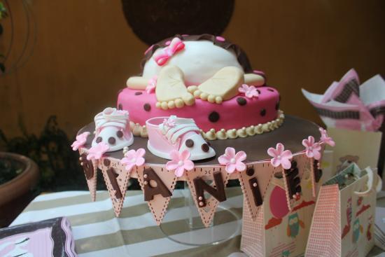 Godiva Spa & Guesthouse: Cake
