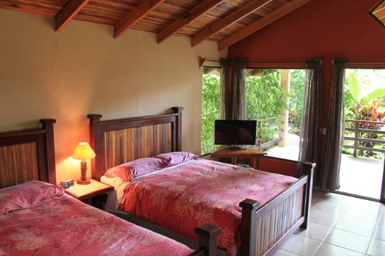 Poco Cielo Resort: cabins 4 or 5