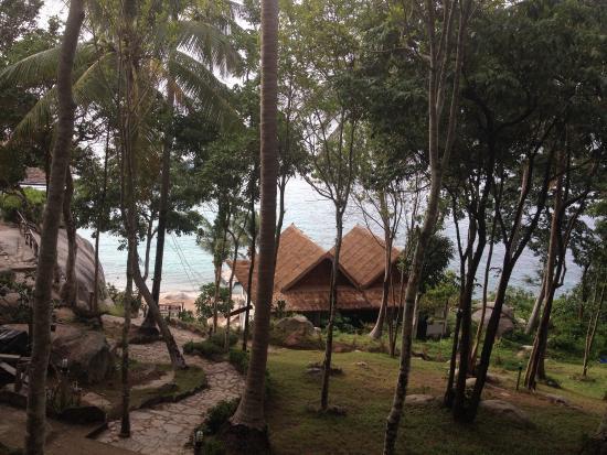 Ao Muong Resort: วิวจากห้องพัก^^