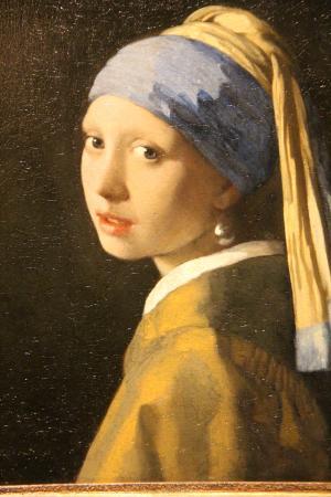 Mauritshuis : 真珠の耳飾りの少女