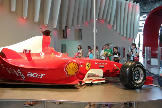 ferrari world abu dhabi picture of ferrari world abu dhabi abu. Cars Review. Best American Auto & Cars Review