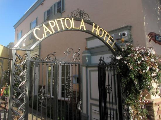 Capitola Hotel Ca