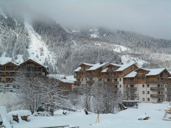 Résidence Le Blanchot : la résidence