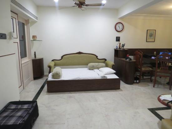 The Emerald - Hotel & Service Apartments: Lounge Area