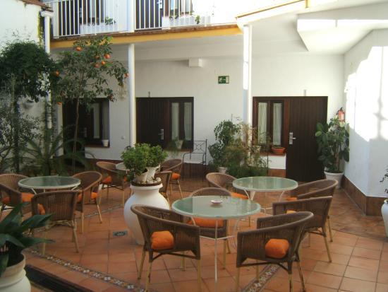 Idem fotograf a de hotel casa de los naranjos c rdoba for Hotel casa cordoba