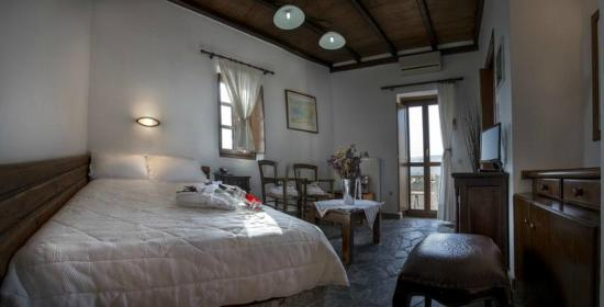 Areopoli, กรีซ: Bedroom