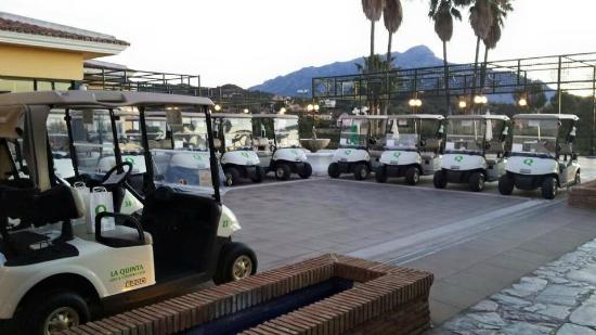 La Quinta Golf & Country Club : Torneo RSB - Valores añadidos / Add values