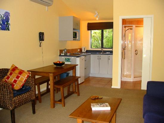 Havelock Garden Motel: One Bedroom Unit