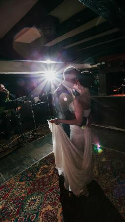Dog & Partridge Country Inn & Hotel: First dance