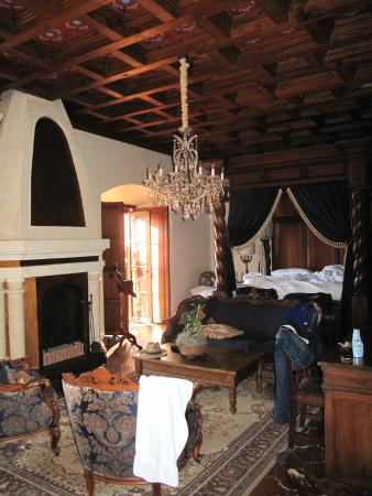 Palacio de Dona Leonor: Bedroom