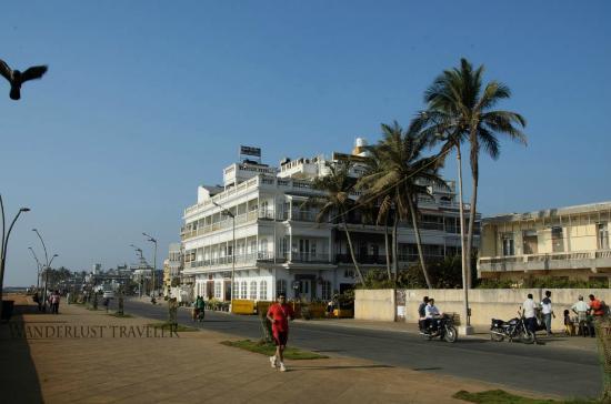 Ajantha Sea View : Exterior view