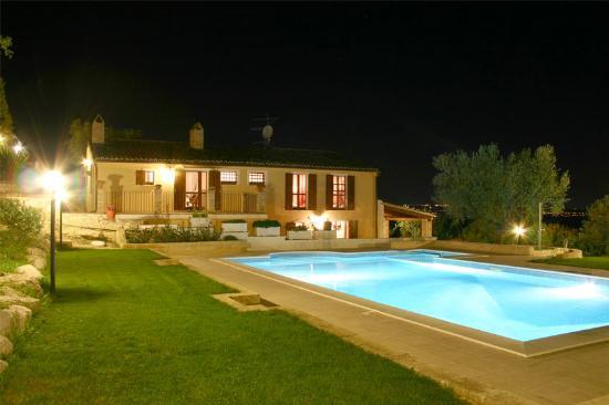 CASA DI NOTTE - Foto di Casa di Campagna 1820, Bellante - TripAdvisor