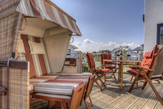 Ferienwohnungen Strandvilla Borgerende