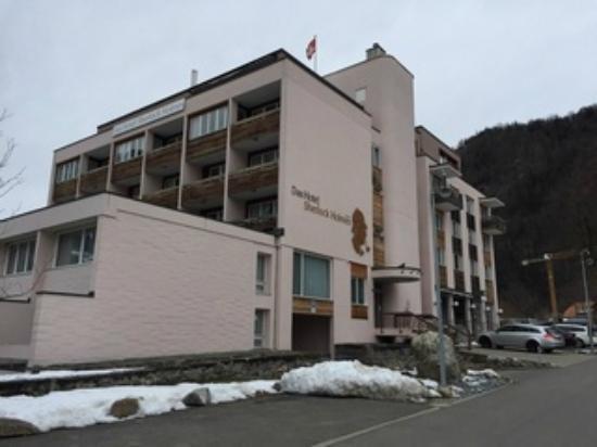 Das Hotel Sherlock Holmes: Hotel