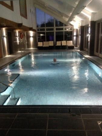Congham Hall Hotel & Spa: The pool / spa area.