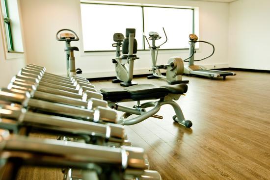 Fitness WestCord WTC Hotel Leeuwarden