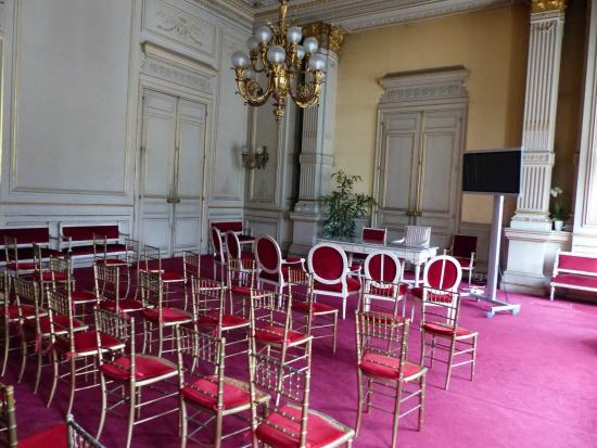 La Salle Des Mariages Picture Of Hotel De Ville City Hall