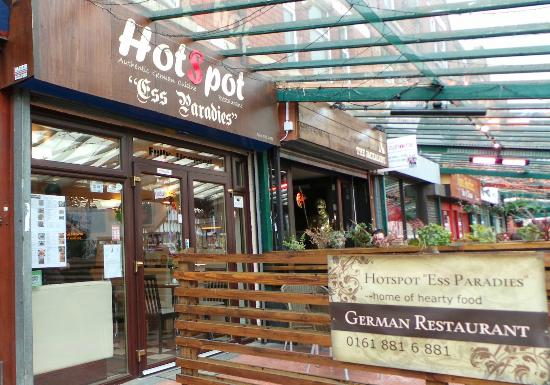 Hotspot Ess Paradies: Home of hearty food