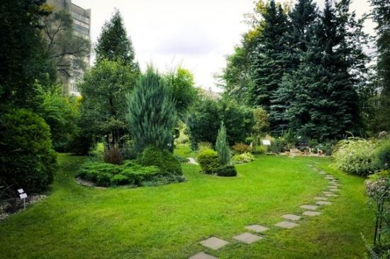 Botanical Garden of Tver State University