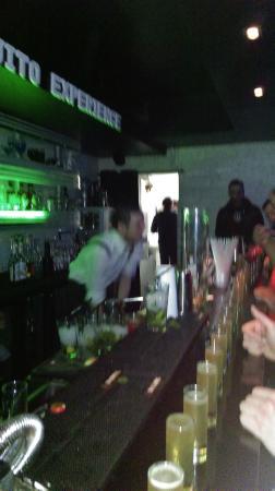 Paris, France: Bar Shooters