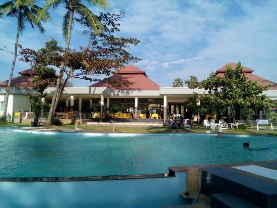Ocean Blue Ngwe Saung Beach Hotel Birma Foto S Reviews En Prijsvergelijking Tripadvisor