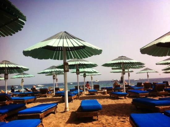 view from balcony - Picture of Ghazala Beach Hotel, Sharm ...