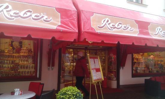 Service A Cafe Tipo Bavaria