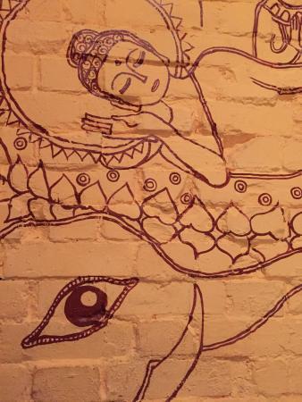 Lotus Land: Wall art