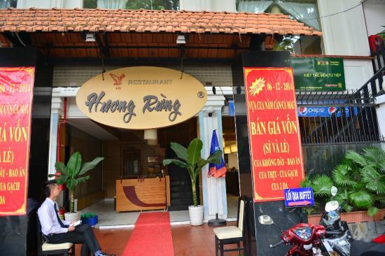 nha hang Huong Rung