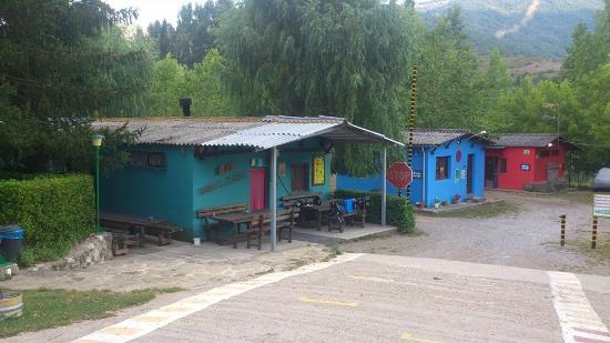 Camping de Anzanigo