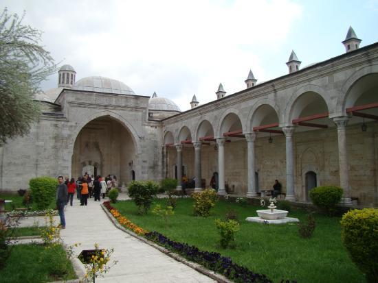 Beyazid II Kulliyesi Health Museum