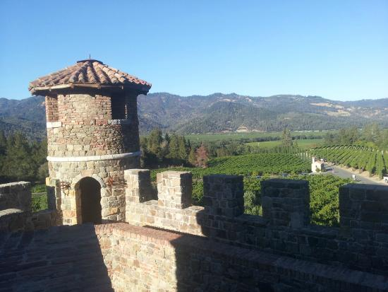 Castello Di Amorosa Tour From San Francisco