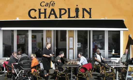 Cafe Chaplin