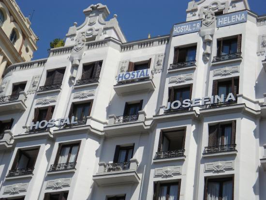Hostal Josefina: Ecco l'albergo