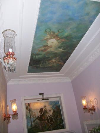 Romantic Hotel Istanbul: duvar resimleri