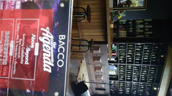 Bacco: The Resto